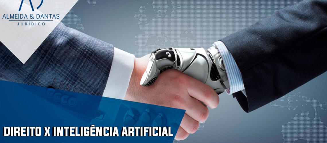 Direito X Inteligência Artificial